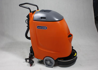 ประเทศจีน Long Cleaning Radius Industrial Floor Cleaning Machines With 20M Power Wire โรงงาน