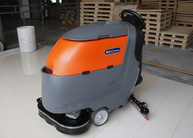 ประเทศจีน Low Noise Smart Industrial Floor Cleaning Machines With Side Open Recovery Tank โรงงาน